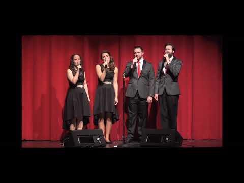 Better together quartet - Alexandria Harmonizers Holiday Show