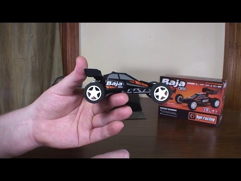 HPI-Racing - Baja Q32 - Review and Run