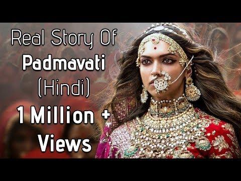 हिन्दी] Padmaavat Uncut 2018 Full Movie Story | Real