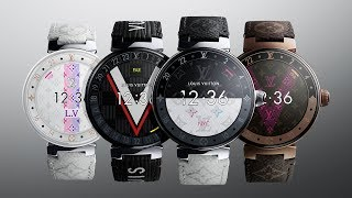 Louis Vuitton's New Tambour Horizon Connected Watch