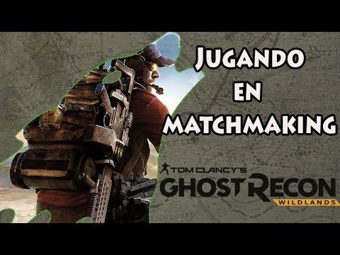 ghost recon wildlands matchmaking