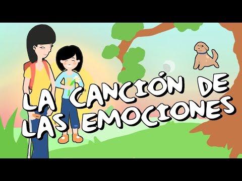 La canción de las emociones   Canciones infantiles   El Mundo de Pequesi