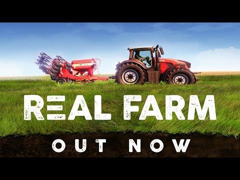 Real Farm - Launch trailer - PEGI