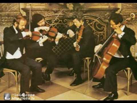 Webern - 5 Movements for String Quartett Op5