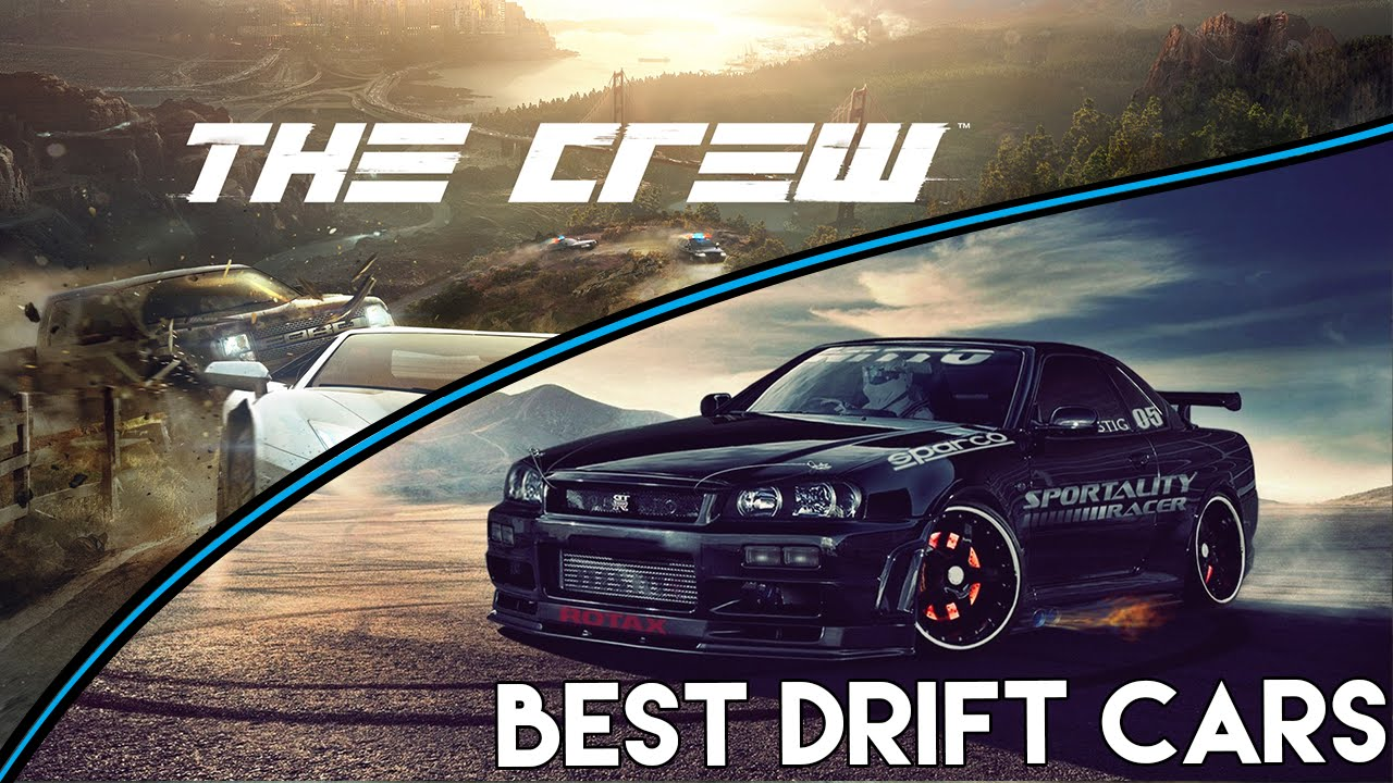 THE CREW | Top 5 BEST cars for drifting in The Crew! (PS4 Gameplay ...