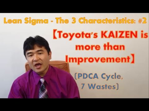 The 7 Wastes And The PDCA Cycle: Essence Of Toyota's