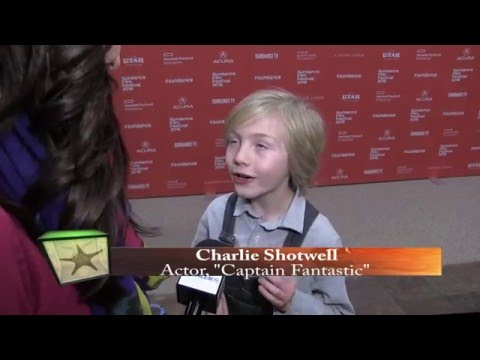 """Captain Fantastic"" Kids' Cast Interviews - Sundance 2016"