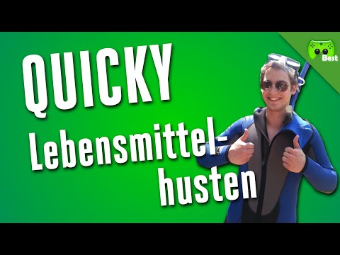 QUICKY # 64 - Lebensmittelhusten «» Best of PietSmiet | HD