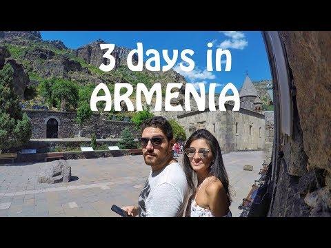 ARMENIA VLOG |  رحلتنا إلى أرمينيا