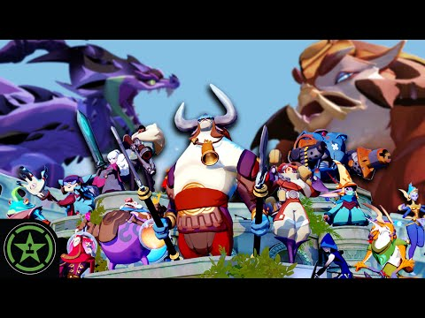 Let's Play - Gigantic