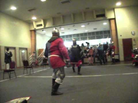 Sir Matthew vs Squire Duncan Bear Pit 2