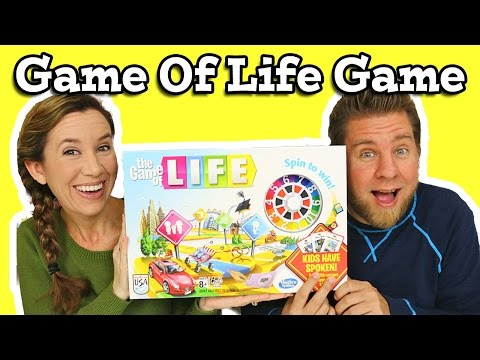 The Game Of Life Game - Who Makes More Money?