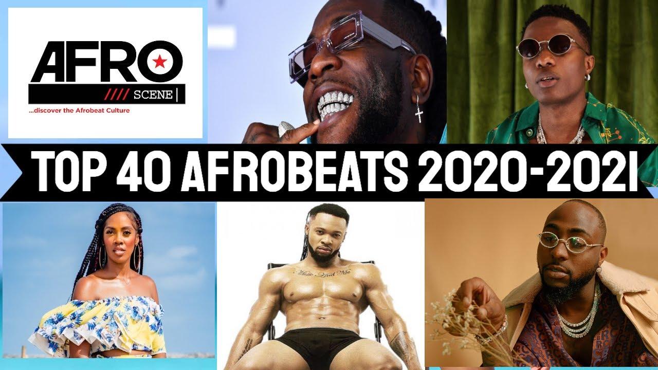 Download TOP 40 AFROBEATS MIX 2  | NIGERIA MUSIC 2021 | NAIJA 2020 | AFROBEATS 2020-2021 | UK AFROBEATS CHART