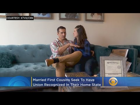 Chris Proctor - First Cousins Travel To Colorado To Get Married