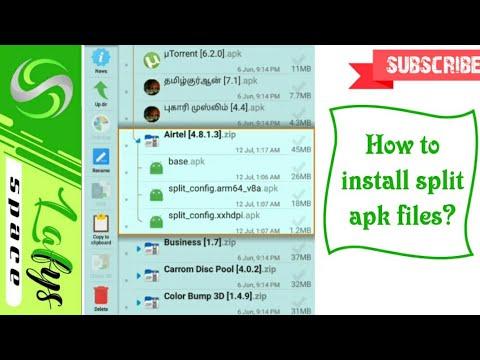 split apk installer