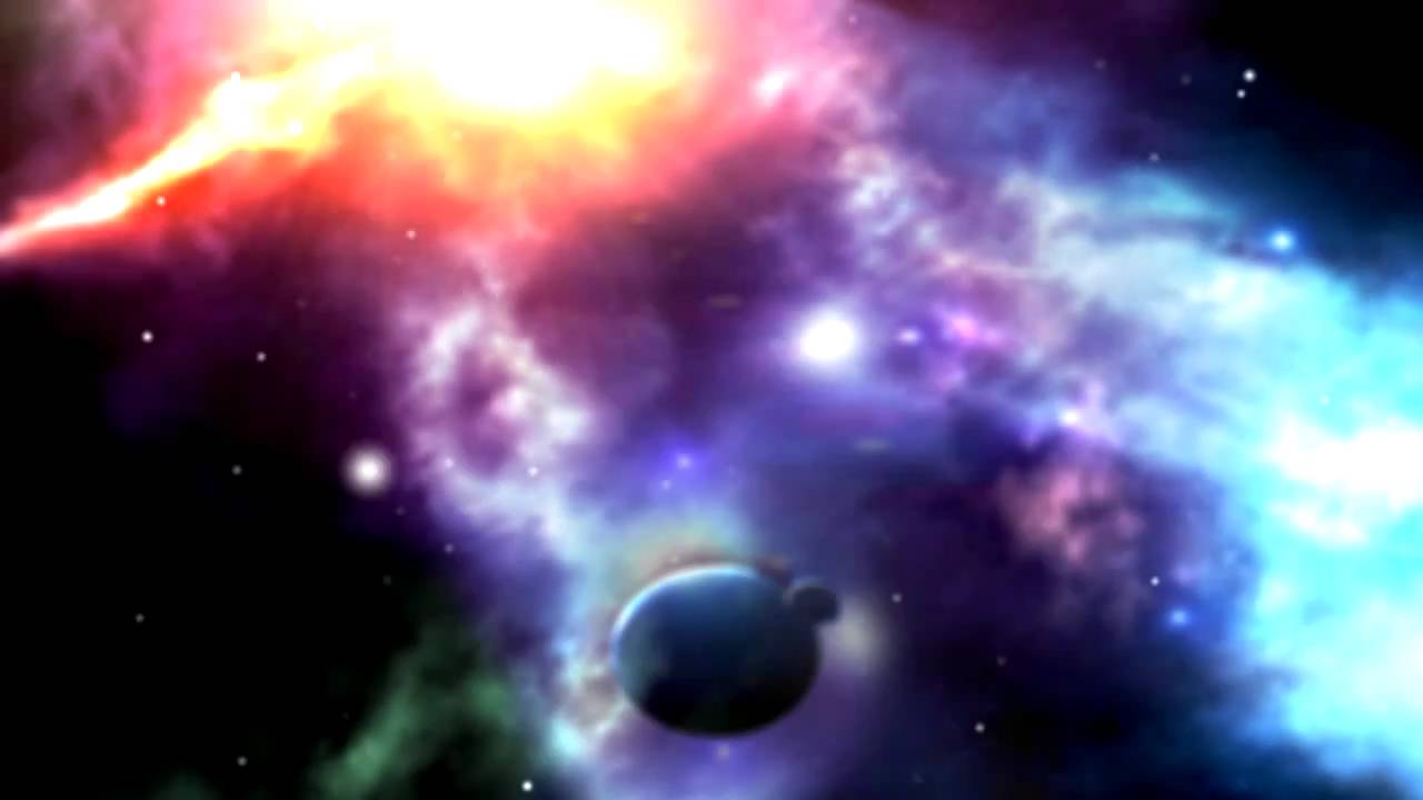 free space galaxy template project file adobe after effects youtube