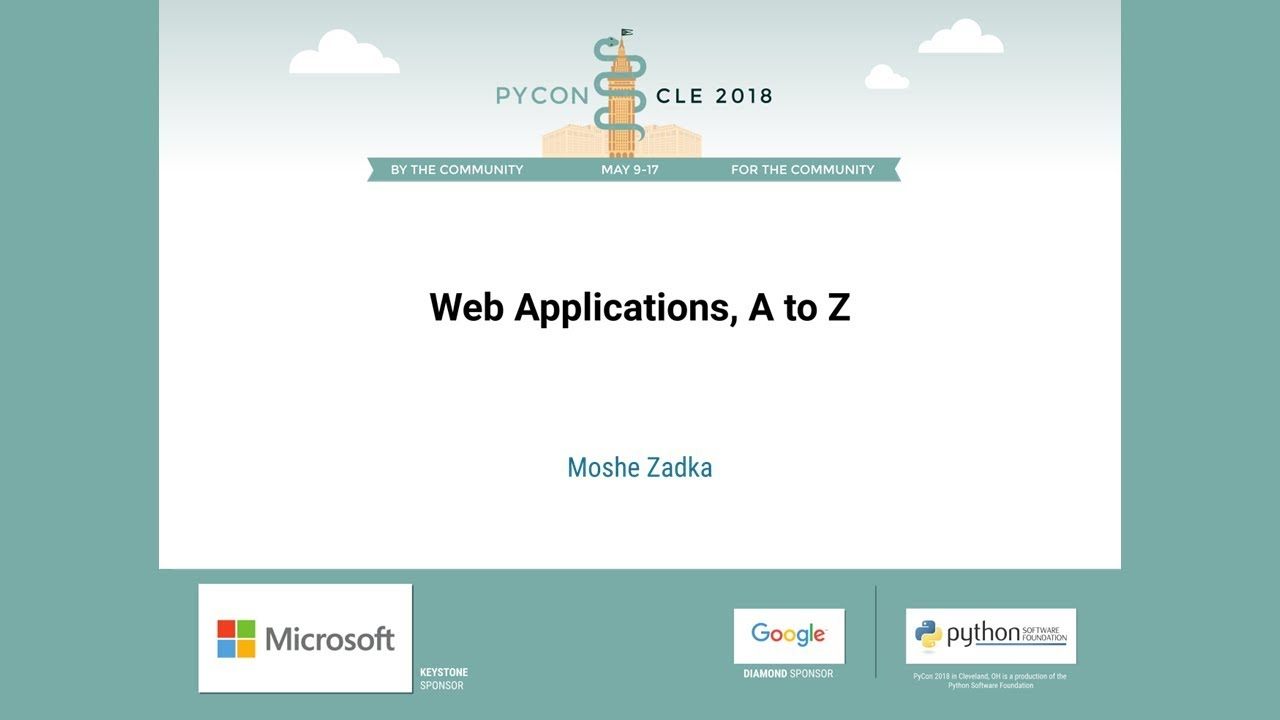 Image from Web Applications, A to Z