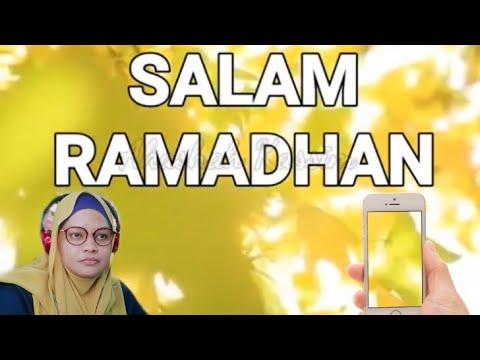 Kita dah sampai pada 1 Ramadhan