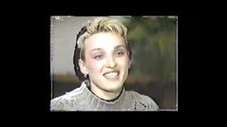 Paula Ciccone on Madonna