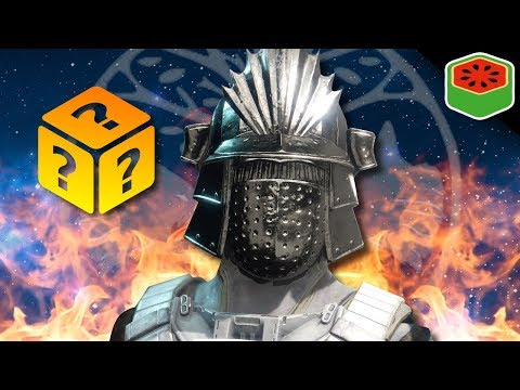 RANDOM LOADOUTS! | Destiny 2 - Iron Banner Bets #6