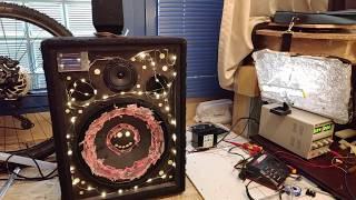 DIY PA Bluetooth Loudspeaker