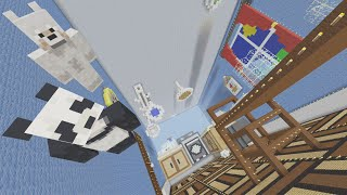 Minecraft Xbox: The Dropper #2 w/ PaigeThePanda & BOLTZ