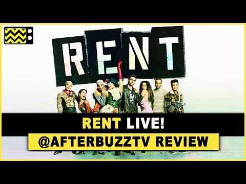RENT Live! Review & After Show
