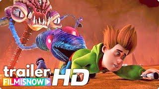 MONSTER ACADEMY (2020) Trailer 👾 | Jamie Bell Animated Family Movie