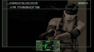 Metal Gear Solid 2: Plant Chapter Part 1