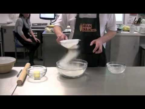 Bake Pastry with Anthony Kindred - YouTube