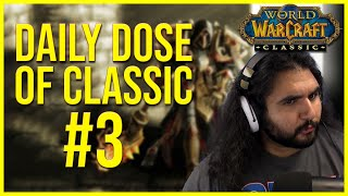 Eurogamer Big WoW Classic Interview and Zalgradis PvP Breakdown | Esfand's Daily Dose of Classic #3