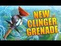 NEW STICKY GRENADE! // New Fortnite Update // Fortnite Battle Royale Gameplay