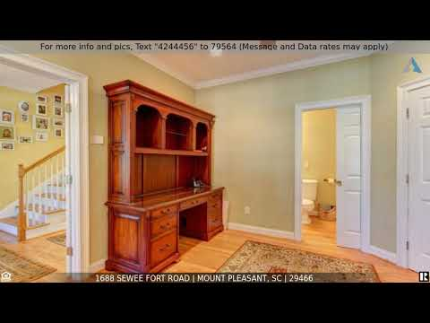 Priced at $4,800 - 1688 Sewee Fort Road, Mount Pleasant, SC 29466