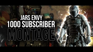 JarsEnvy - 1000 subscriber Montage thumbnail