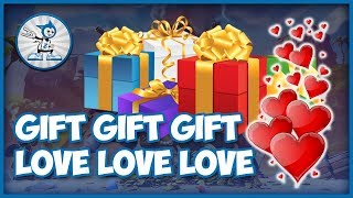 Gift Gift Gift and Love Love Love | Thanks Guys for the Love | Fortnite Pakistan