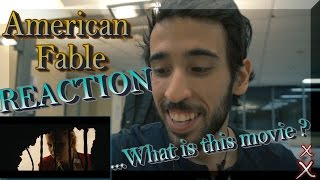 American Fable Trailer REACTION ! MOVIE TRAILER - Confusing lmao