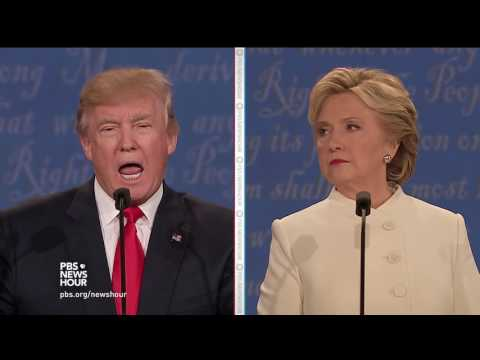 Clinton on 'most personal of decisions' on partial-birth abortion; Trump says 'it's not OK' Mp3