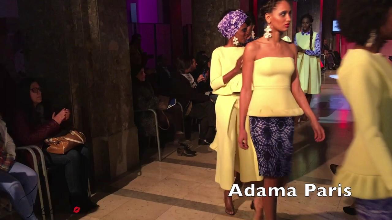 Adama Paris | MODAAFRICA 2017 | FEMEA
