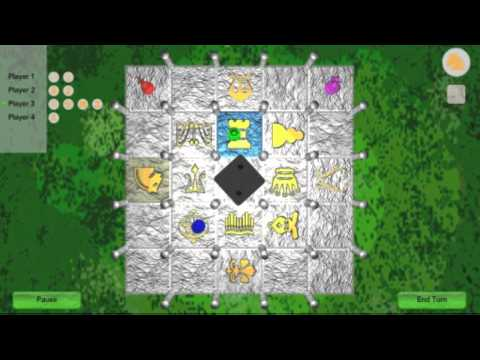 Magic Labyrinth - PC/PS3 Cross Platform Game