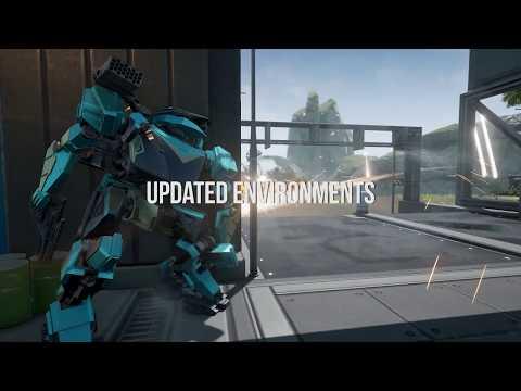 Heavy Gear Assault E3 Trailer 2018