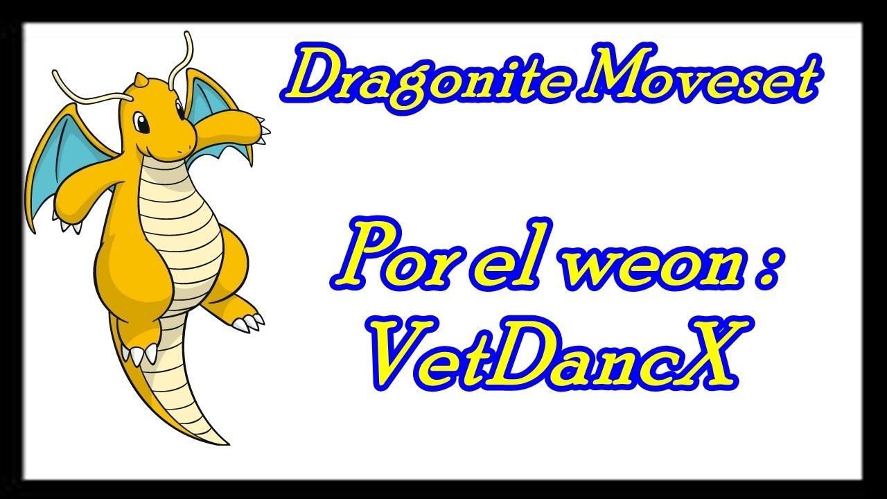 Set Dragonair Estrategia Evs Dragonite Wwwmiifotoscom