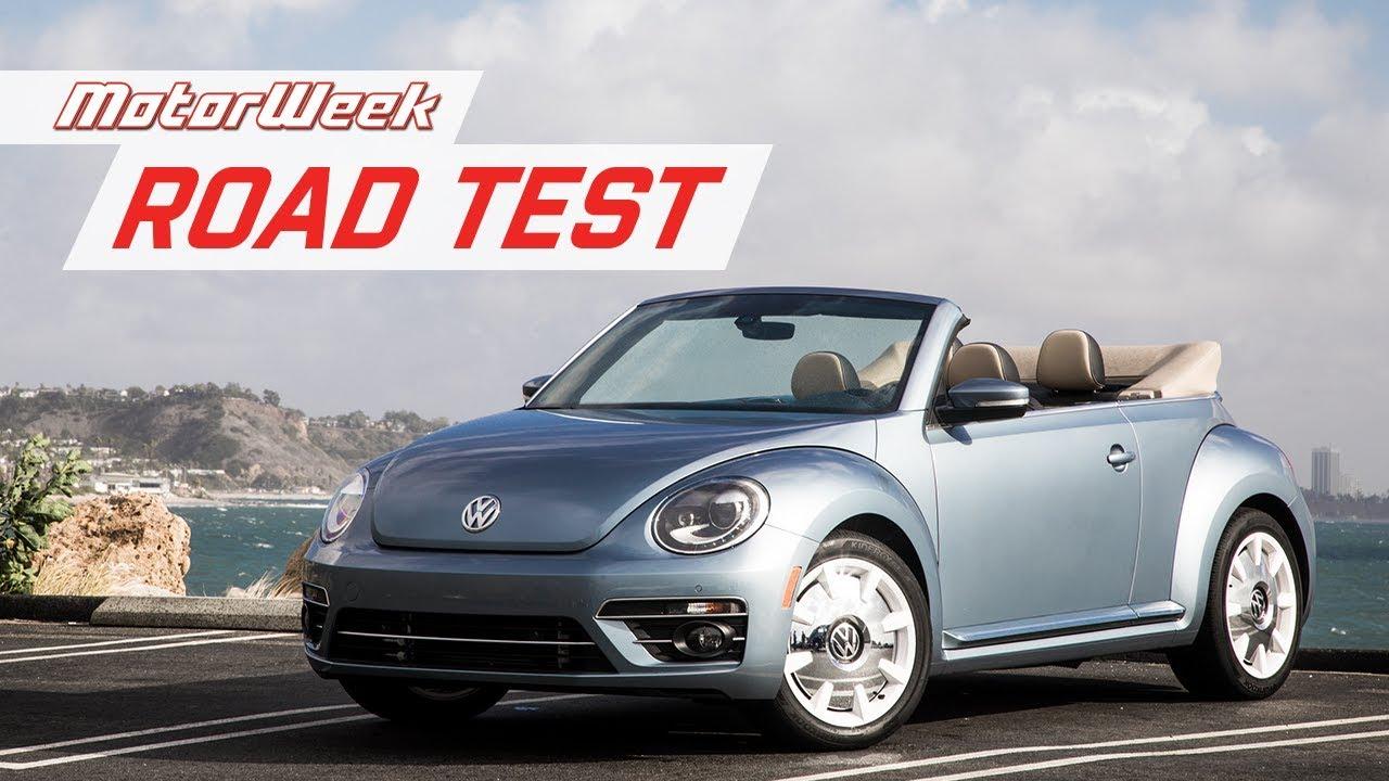 2020 Volkswagen Beetle Convertible First Drive