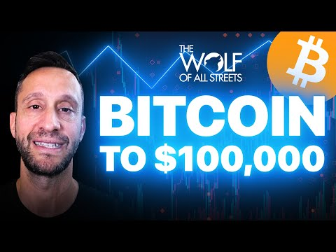 BITCOIN TO $100K BY YEAR END