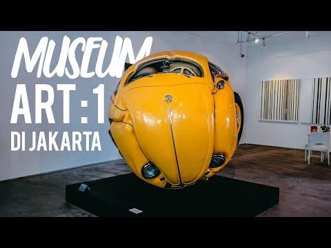 Suka Traveling dan Foto Foto ?? Yuk coba ke Museum Art: 1 Jakarta