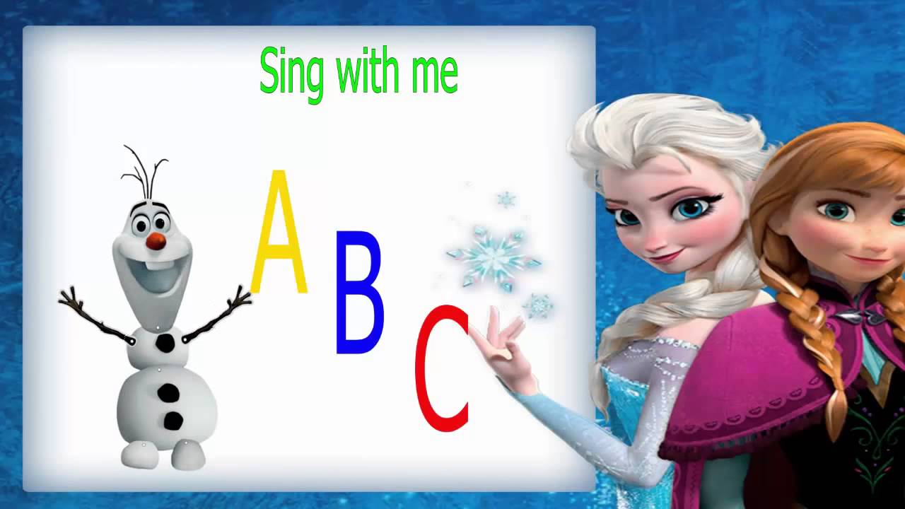 Abc Songs For Children Abcd Song In Alphabet Water Park Phonics Songs Nursery Rhymes