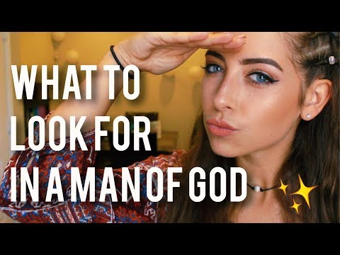 What to Look For in a Man of God