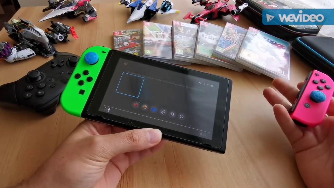 Jocuri gratis pentru Nintendo Switch