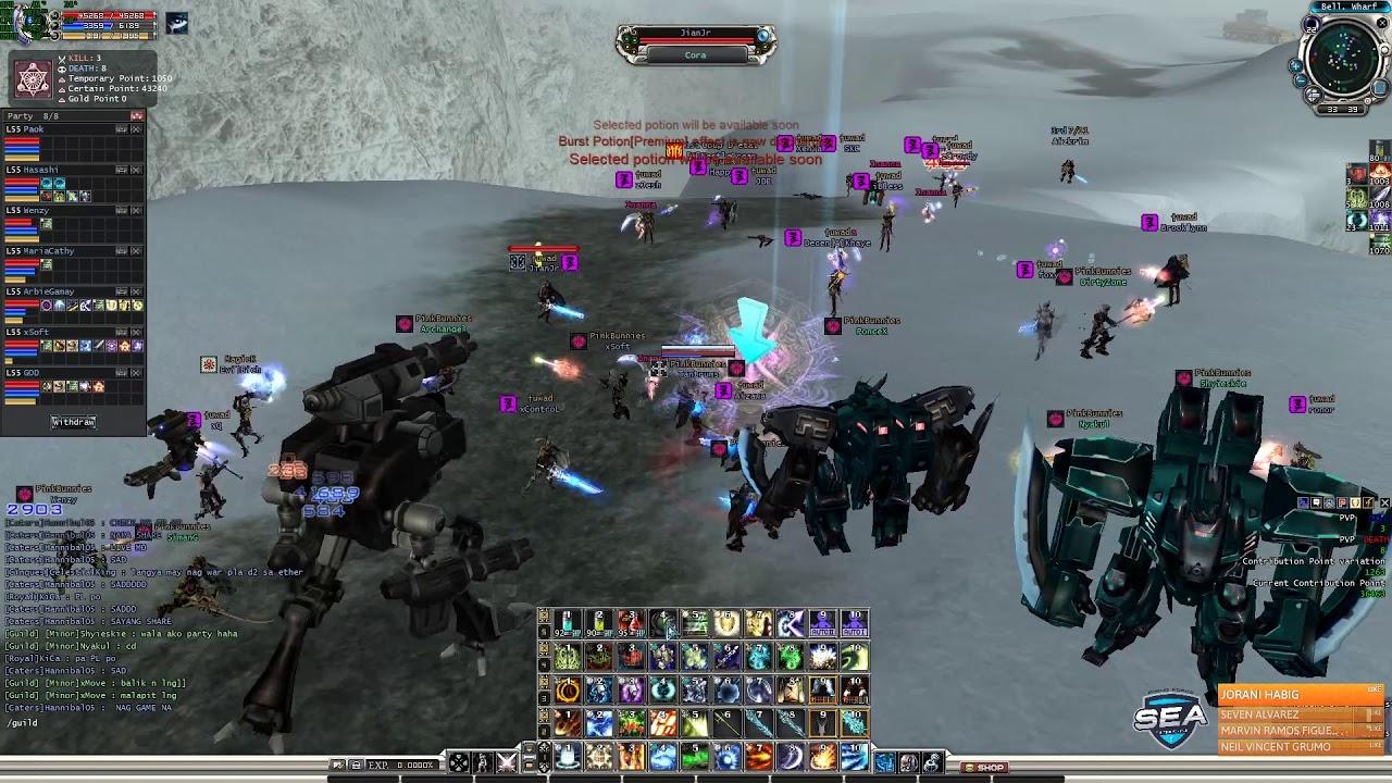 RF SEA PVP Assassins vs Tuwad - YouTube