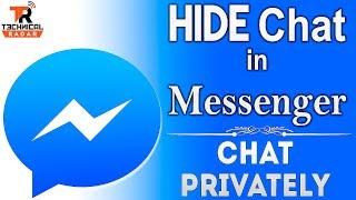 🆕Secret Chat/Message option in Facebook Messenger| Latest Update 2018🔥🔥