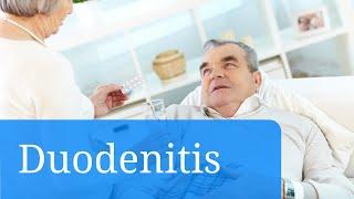 Duodenitis: inflamación del duodeno